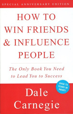Best books on confidence building - Dale Carnegie - How to win friends & influence people
