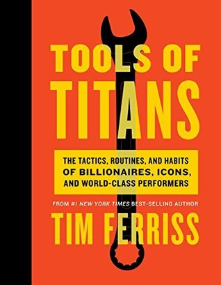 Best books on confidence building - Tim Ferriss - Tools of Titans